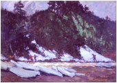 J. E. H. McDonald - By The River, Early Spring